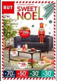 Prospectus But Sevenans : Sweet Noël