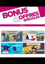 Prospectus Micromania : Bonus & Offres Spéciales