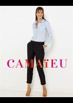 Prospectus Camaieu : Blouses & Chemises
