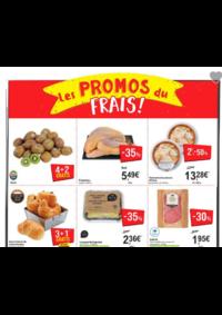 Prospectus Carrefour Market JEMAPPES : Les promos du frais