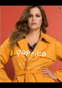 Catalogues et collections Paprika LEEUW-SAINT-PIERRE : Kollektion herbst 2018