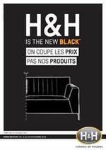Promos et remises  : H&H Is The New Black