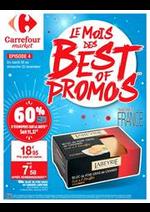 Prospectus Carrefour Market : Le mois des best of promos