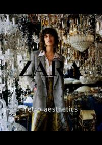 Prospectus ZARA Bruxelles Ixelles : Collection retro