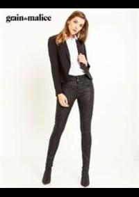 Prospectus Grain de Malice Sierentz : Jeans Femme