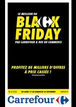 Promos et remises  : Black Friday