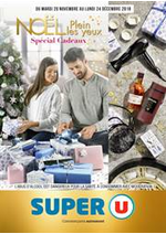 Prospectus Super U : Noël plein les yeux: Spécial cadeaux