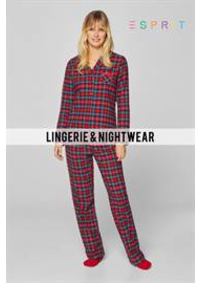 Prospectus Esprit Paris Rue de Mogador / Boulevard Haussmann 10-12 : Lingerie & Nightwear