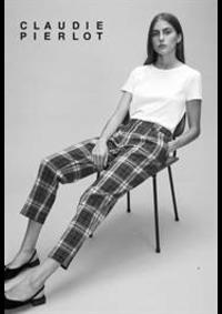 Prospectus Claudie Pierlot PARIS Guichard : Pantalons & Jeans Femme