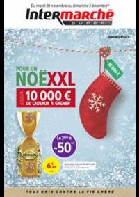 Prospectus Intermarché Super Lizy-sur-Ourcq : POUR UN NOËXXL