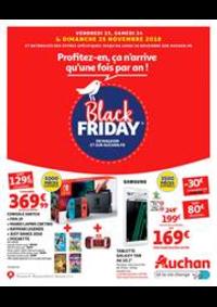 Prospectus Auchan ILLKIRCH GRAFFENSTADEN : Profitez-en, ça n'arrive qu'une fois par an !
