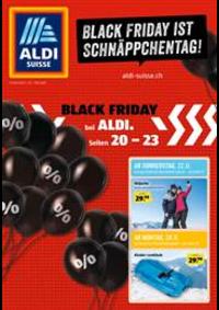 Prospectus Sergent Major POISSY : Black Friday Ist Schnäppchentag!
