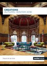 Promos et remises  : Creations Autumn Winter 2018