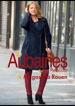 Prospectus LES AUBAINES : Vêtements Femme
