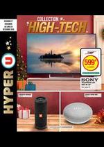Prospectus Hyper U : Spécial techno