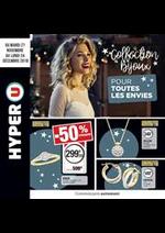 Prospectus Hyper U : Collection bijoux pour toutes les envies