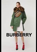 Prospectus Burberry : Manteaux & Veste Femme