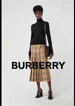 Prospectus Burberry : Jupe Femme