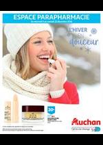 Prospectus Auchan : L'hiver en douceur