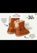 Prospectus Tape à l'oeil : Spécial chaussures