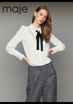 Prospectus Maje : Chemises Femme