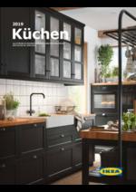 Prospectus IKEA : Kuchen 2019