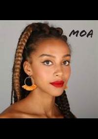 Prospectus Moa Paris Piliers : Red is the New Black