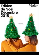 Prospectus  : Édition de Noël Décembre 2018