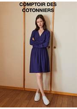 Prospectus Comptoir des cotonniers : Robe Femme