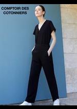 Prospectus Comptoir des cotonniers : Pantalons & Combinaisons