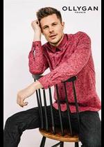 Prospectus Olly Gan : Collection Chemises