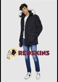 Prospectus Redskins EVRY : Nouveautés Homme