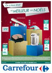 Prospectus Carrefour CHARENTON LE PONT : La meilleure des sélections de Noël