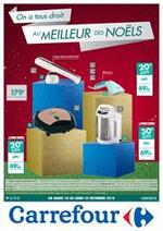 Prospectus Carrefour : La meilleure des sélections de Noël