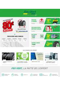 Prospectus Feu Vert VITRY S/SEINE : Offres Feu Vert