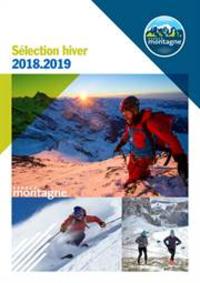 Prospectus Espace Montagne ROUEN 32 rue Général Giraud : Sélection Hiver 2018/19