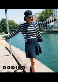 Prospectus Rodier Rennes : Collection Gilets