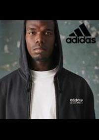Prospectus Adidas Originals store le Marais : Adidas New