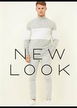 Prospectus New look : Pulls & Gilets Homme