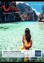 Prospectus TUI : Brochure Asie & Polynésie Collection 2019