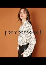 Prospectus Promod : Collection Chemises