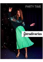 Prospectus Stradivarius : Stradivarius Party time