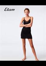 Prospectus Etam Lingerie : Nuisettes Femme