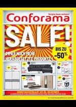 Prospectus  : Conforama Sale