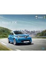 Prospectus Renault : Renault Zoe