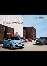 Promos et remises  : Renault Twingo