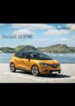 Prospectus Renault : Renault Scenic