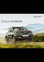 Promos et remises  : Renault Alaskan