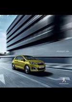 Prospectus Peugeot : Peugeot 108