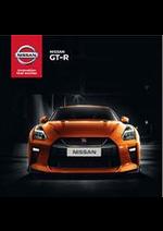 Prospectus Nissan : Nissan GT-R